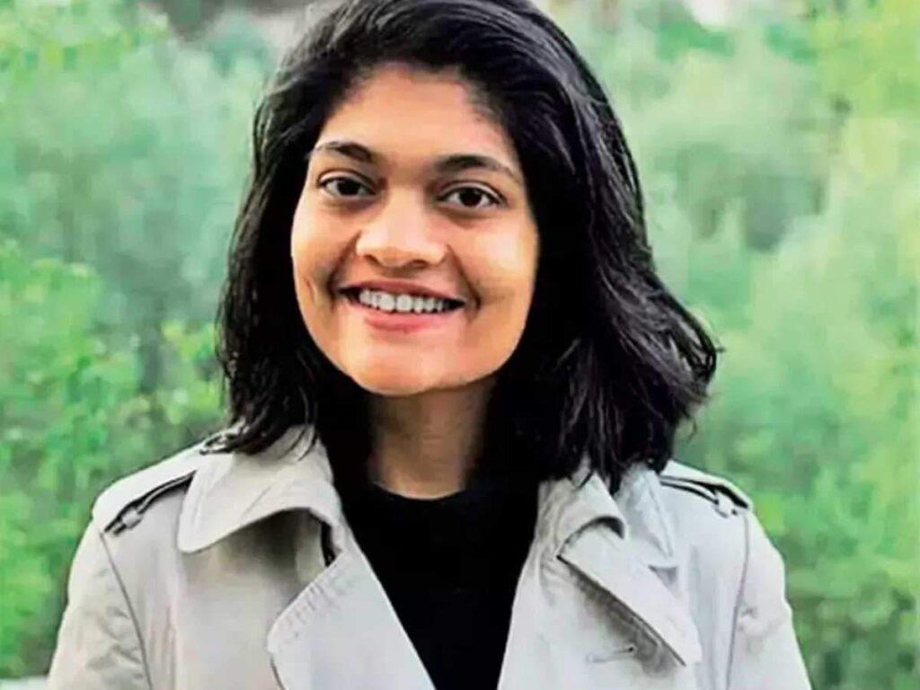 Rashmi Samant Oxford Student Biography