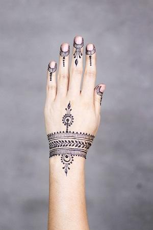 Mehndi Design Image Photo Download 1